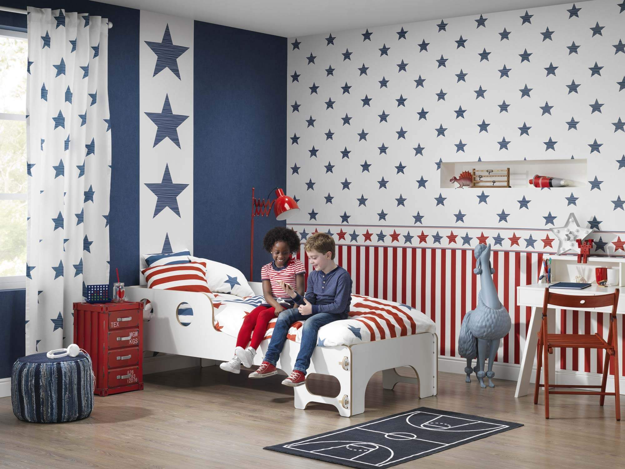 40 Einzigartig Rasch Tapeten Kinderzimmer | Ayu dia Bing Slamet