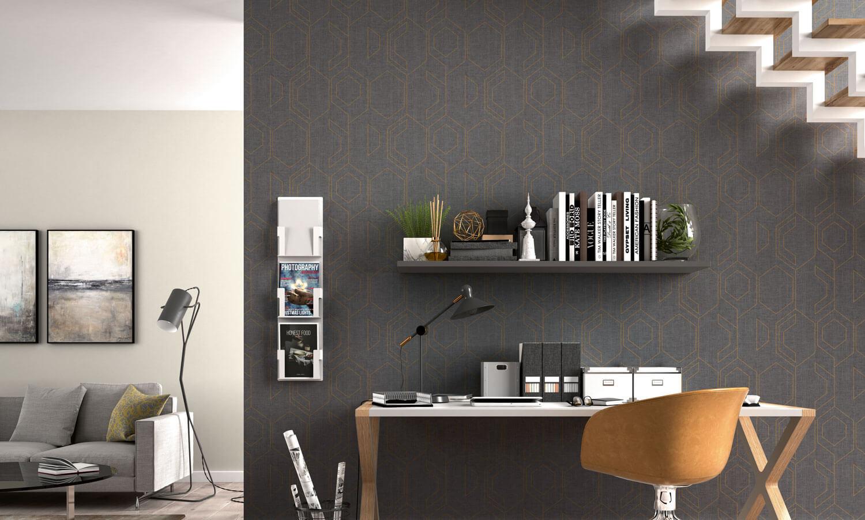 tapeten trends 2019 schlafzimmer kopfkissen 80x80. Black Bedroom Furniture Sets. Home Design Ideas